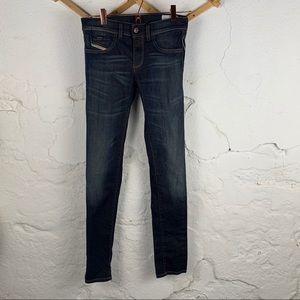 Diesel The Livier SS Legging Jeans